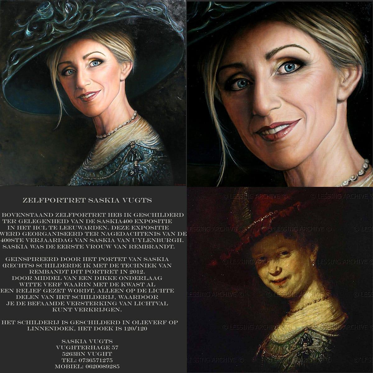 Saskia Vugts dingt mee naar de Rijksstudio Award 2015