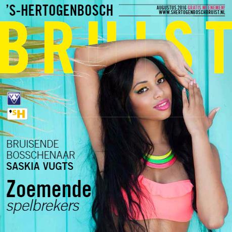 Cover magazine 's-Hertogenbosch Bruist