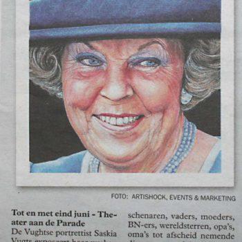 Bossche Omroep Portet Princes Beatrix(14-3-2012)