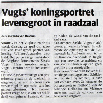 Brabants dagblad 20 april 2014