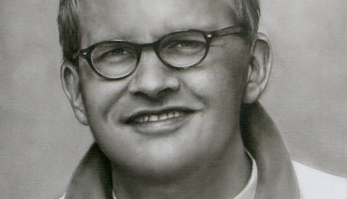 In memoriam portret door Saskia Vugts