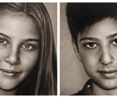 Tweeluik broer en zus