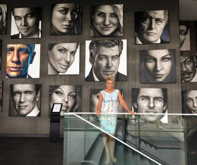 Wall of Fame langer in Hotel Hoorn
