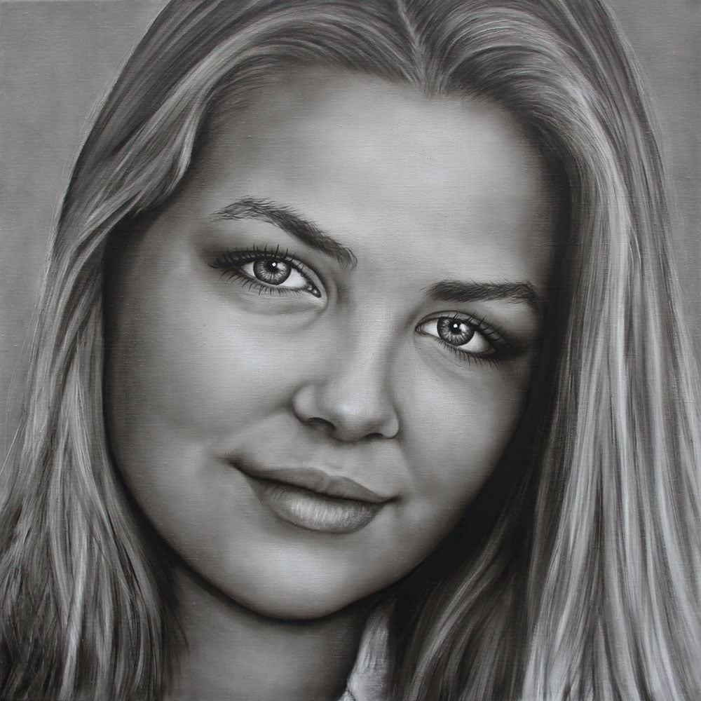 Portret In Opdracht ⋆ Saskia Vugts