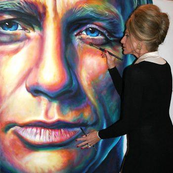 portret Daniel Craig website