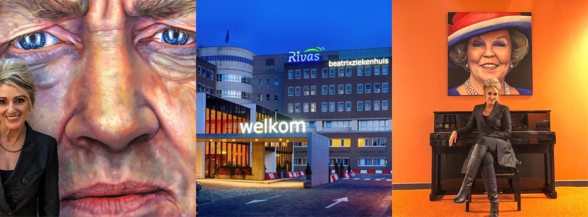 Bij item 1 Beatrix ziekenhuis Gorinchem