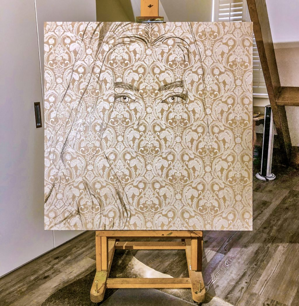 Saskia-Vugts-Portretschilder olieverfportret bekende nederlandert