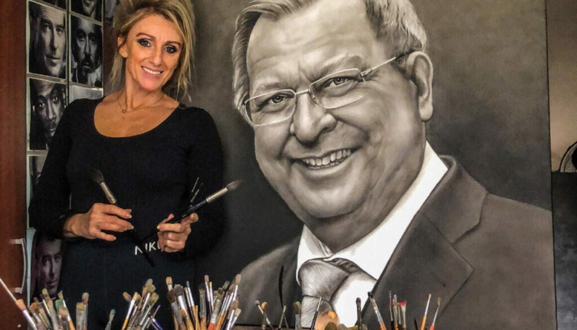 Olieverf portret Jan Heebink 7 nov 2020 2
