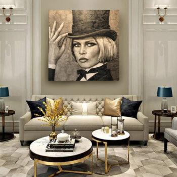 Brigitte-Bardot__geschilderd-portret-_portretkunst-opdracht_olieverfportret