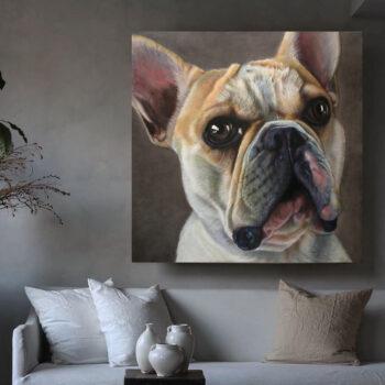 hondenportret geschilderd-portret_portretkunst-opdracht_olieverfportret_t