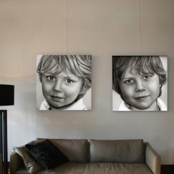 olieverfportret-portretschilder_tweeluik_kinderportretten